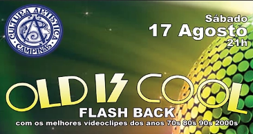 Old is Cool – Flash Back 17/08